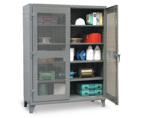 VENTILATED INDUSTRIAL STORAGE CABINETS