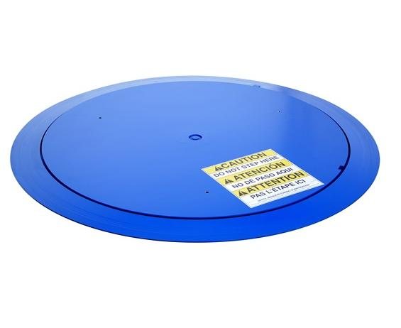 THIN SPIN LOW-PROFILE CAROUSEL