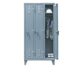 SINGLE-TIER SLIM LINE LOCKERS