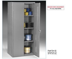 TENNSCO Q-LINE INDUSTRIAL SHELVING ACCESSORIES