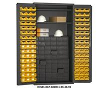 "36"" WIDE SMALL PARTS STORAGE & SECURITY CABINETS"